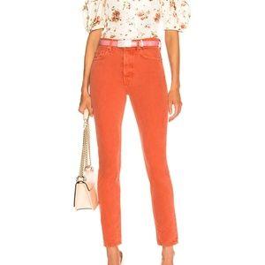 GRLFRND Karolina High Waist Skinny Jeans Marrakech